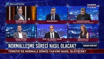 Gerçek Fikri Ne - 2 Mayıs 2020 (Türkiye'de normalleşme takvimi nasıl işleyecek?)