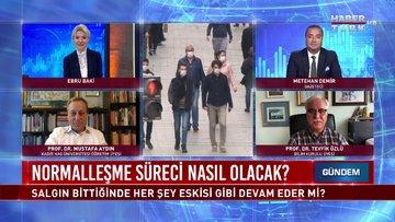 Para Gündem - 4 Mayıs 2020 (Türkiye iyileşiyor mu, normalleşme süreci nasıl olacak?)