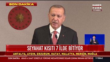 Cumhurbaşkanı Erdoğan: AVM'ler 11 Mayıs'ta açılıyor