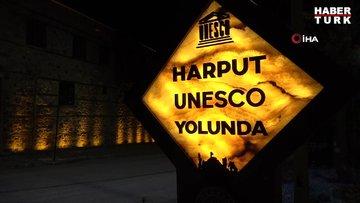 4 bin yıllık tarihi Harput koronavirüs tedbirleri nedeniyle ilk defa hem gece hem de gündüz boş kaldı