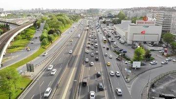 İstanbul trafiği korona virüs öncesi haline geri döndü