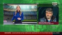 Ankaragücü Teknik Direktörü Mustafa Reşit Akçay Habertürk'e konuştu