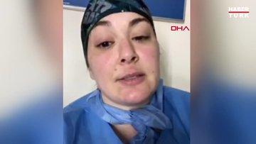 ABD'li hemşireden koronavirüs itirafı: Hastalar ağır ihmaller nedeniyle ölüyor