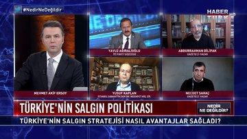 Nedir Ne Değildir - 6 Mayıs 2020 (Türkiye nasıl bir salgın stratejisi izledi, başarılı mı?)