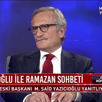 Eski Diyanet İşleri Başkanı Said Yazıcıoğlu anlatıyor... Kur'an ve İslam'ı doğru anlamanın yolu