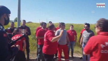 Balıkesir'de kaybolan kadın bir gün sonra drone yardımıyla tarlada bulundu
