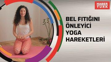 YOGA: bel ağrısını(bel fıtığı-bel düzleşmesi) azaltıcı yoga akışı