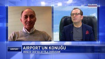 Airport - 10 Mayıs 2020 (Koronavirüs salgını sonrası havacılıkta hangi önlemler planlanıyor?)