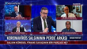 Gerçek Fikri Ne - 9 Mayıs 2020 (Koronavirüs salgını küresel finans savaşının bir parçası mı?)