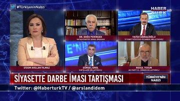 Türkiye'nin Nabzı - 11 Mayıs 2020 (Darbe tartışması siyasetin gündemine nasıl oturdu?)
