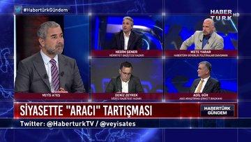 """Habertürk Gündem - 12 Mayıs 2020 (HDP ile İYİ Parti arasındaki """"aracı"""" tartışması nereye evrilir?)"""