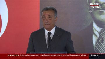 Son dakika! Beşiktaş'ta Ahmet Nur Çebi'nin koronavirüs testi pozitif çıktı!