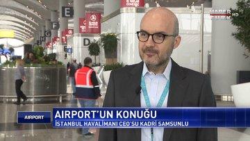 Airport - 17 Mayıs 2020 (Koronavirüs sonrası uçaklarda neler değişecek?)
