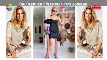 Burcu Esmersoy sosyal medyayı kırdı geçirdi!