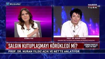 Açık ve Net - 17 Mayıs 2020 (Salgın kutuplaşmayı körükledi mi? Prof. Dr. Nuran Yıldız anlatıyor)