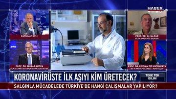 Teke Tek Bilim - 17 Mayıs 2020 (Salgınla mücadelede Türkiye'de hangi çalışmalar yapılıyor?)