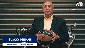 Anadolu Efes Spor Kulübü'nden 19 Mayıs'a özel video