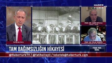 Teke Tek Özel - 19 Mayıs 2020 (Kurtuluş Savaşı nasıl başladı; dönüm noktalarında neler yaşandı?)