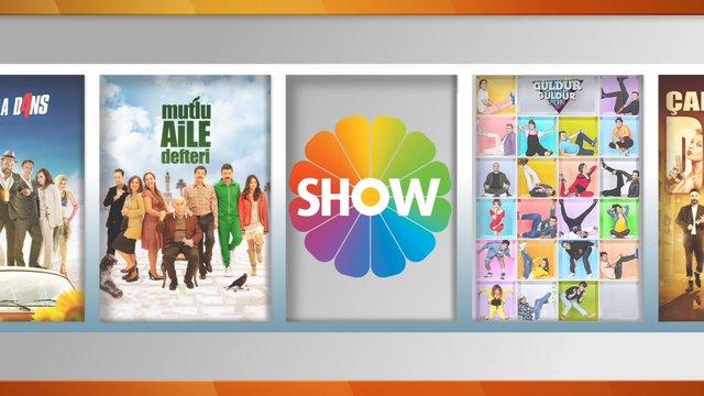 Show TV'de şeker tadında, eğlence dolu bir bayram!