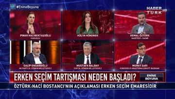 Enine Boyuna - 22 Mayıs 2020 (Erken seçim tartışması neden başladı?)
