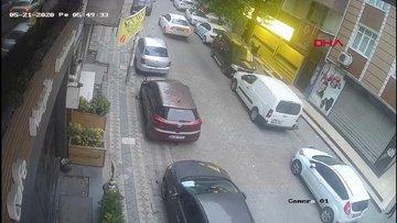 Sultangazi'de 100 bin liralık cep telefonu hırsızlığı kamerada