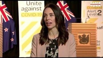 Yeni Zelanda Başbakanı Ardern depreme canlı yayında yakalandı!