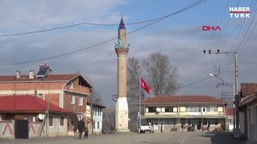 Camisiz minare, mahallenin sembolü oldu
