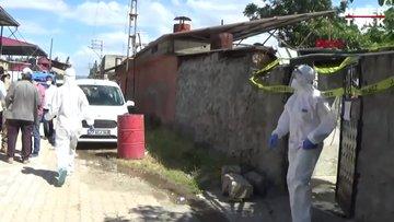 Gaziantep İslahiye'de 1200 nüfuslu mahalle, karantinaya alındı