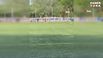 Fransa'da yaşa dışı futbol maçı