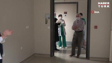 27 günlük bebekten, 73 yaşındaki dedeye kadar 8 kişilik aile korona virüsü yendi