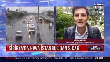 Türkiye'nin büyük bölümü sağanak yağışlı