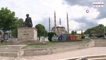 Aylar sonra Selimiye'de ilk Cuma Namazı