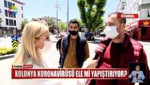 Kolonya Koronavirüsü ele mi yapıştırıyor?