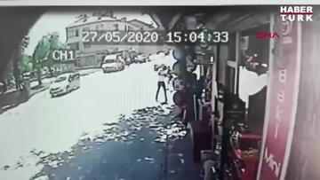 Sokak ortasında eşi tarafından vurulan Özge, kendisini ölümle tehdit eden eşini şikayete gidiyormuş