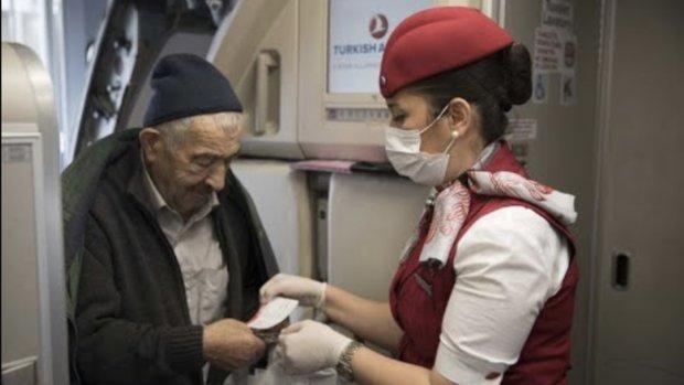 Bilim Kurulu Üyesi Özlü: Uçaklarda Asıl Sorun Temas