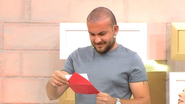Mustafa'ya gelen isimsiz aşk mektubu!