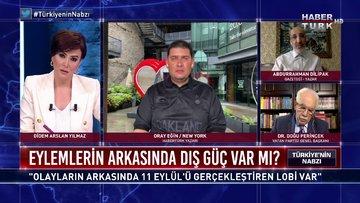 Türkiye'nin Nabzı - 3 Haziran 2020 (ABD'deki protestoların arkasında dış güç var mı?)