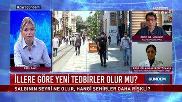 Para Gündem - 4 Haziran 2020 (Salgının seyri ne olur, Türkiye'de genç hasta daha mı fazla?)