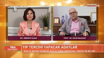 Yolun Başındayken - 6 Haziran 2020 (Türkiye'de yeni nesil, sağlık eğitimine nasıl bakıyor?)