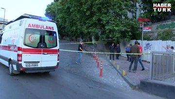 Fatih'te başına taşla vurulan kişi hayatını kaybetti