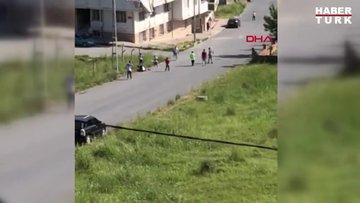 Arnavutköy'de dehşet anları: Silahlı saldırıya uğrayan kadın öldü