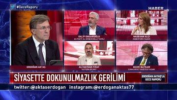 Gece Raporu - 8 Haziran 2020 (Dokunulmazlık geriliminin siyasi sonuçları ne olur?)