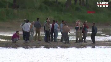 Sivas'ta Kızılırmak'a giren 3'ü çocuk 4 kişi suda kayboldu
