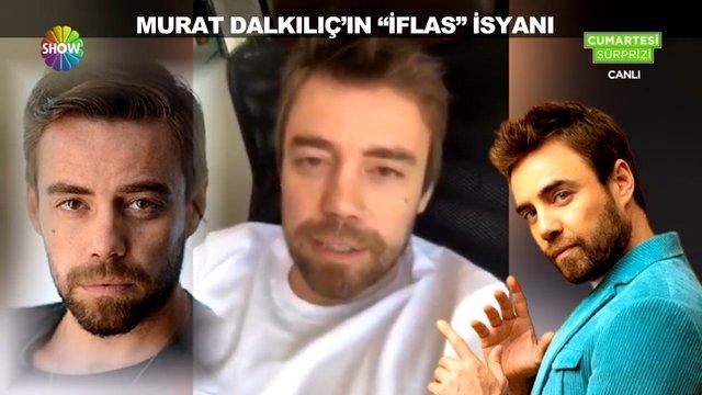 Murat Dalkılıç'ı hiç böyle çılgına dönmüş görmediniz!