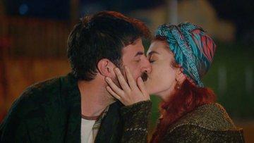 İlk öpücük!