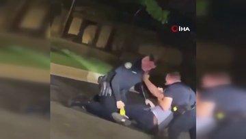 ABD'de polis aracında uyuyan siyahi adamı vurarak öldürdü