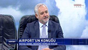 Airport - 14 Haziran 2020 (Kovid-19 sonrasında uçakların temizliğinde neler değişti?)