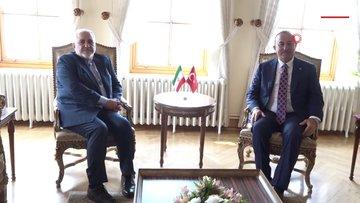 Bakan Çavuşoğlu: İran'a yönelik tek taraflı yaptırımlara karşıyız