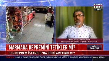 Son deprem İstanbul'da riski artırdı mı?