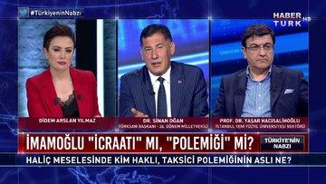Türkiye'nin Nabzı - 17 Haziran 2020 (Haliç meselesinde kim haklı, taksici polemiğinin aslı ne?)